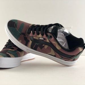 Vans Shoes   Vans Kyle Walker Pro Camo